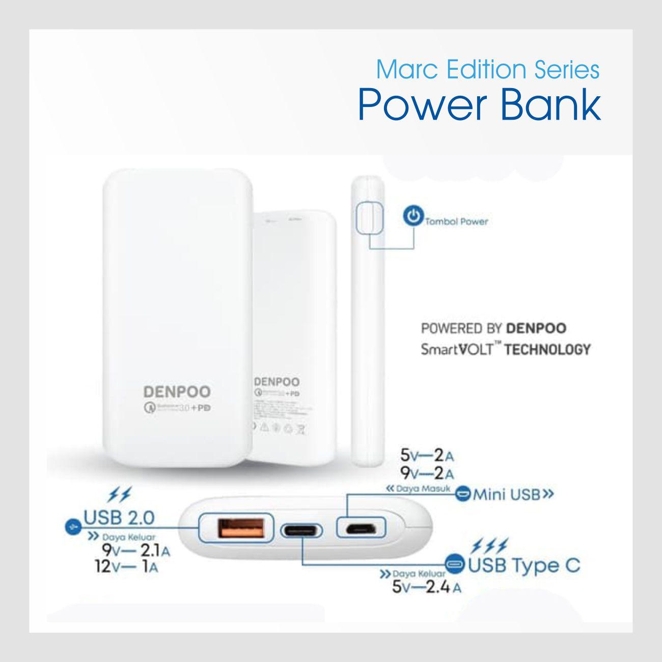 PowerBank (Marc Edition) 6